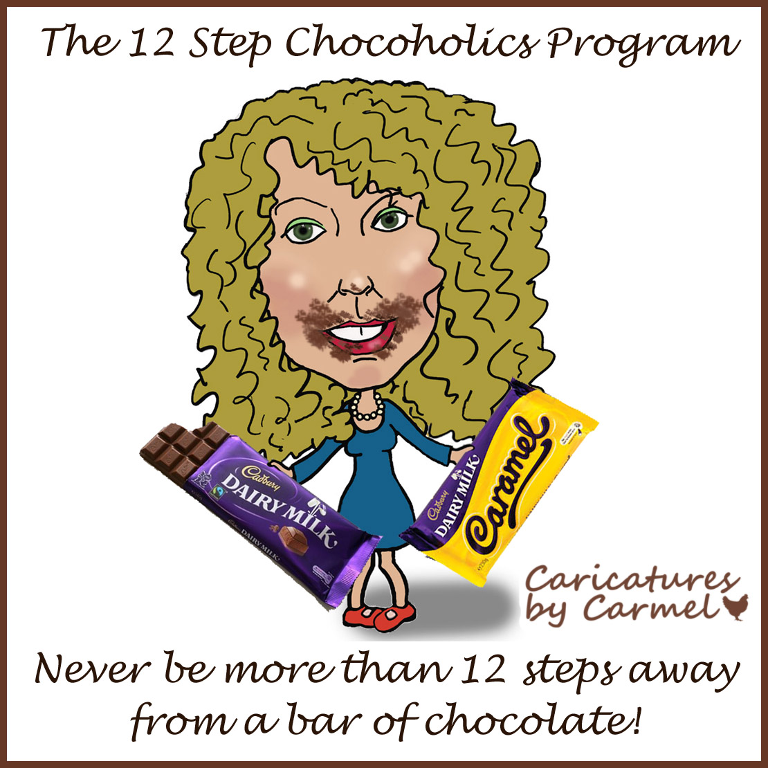 Confessions of a Chocoholic on International Chocolate Day